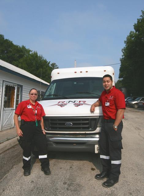 The RNR Medical Team.